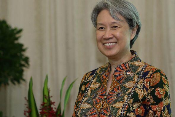 59.-HO CHING: Es CEO de Temasek Holdings, una compañía de...