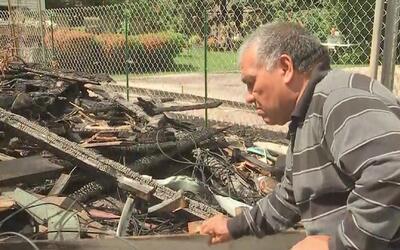 En menos de 7 meses, familia latina en Bridgeport ha perdido su hogar do...