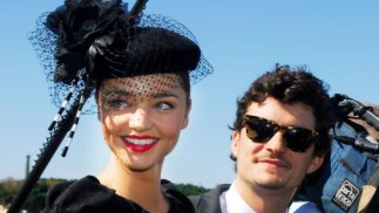 Los actores Orlando Bloom y Miranda Kerr decidieron llevar su relación a...