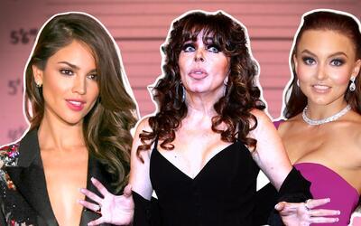 ¿Cuánto miden las actrices de telenovela?