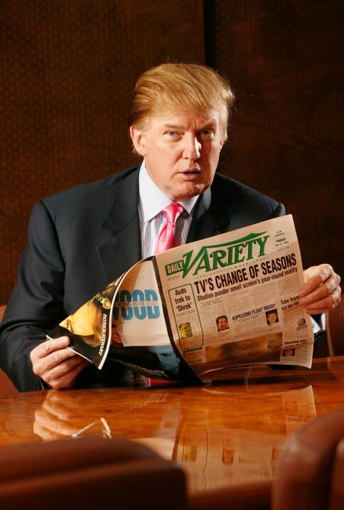 Trump Hirtoria