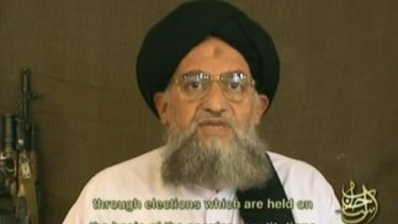 Ayman al Zawahiri, sucesor de Osama Bin Laden. (Imagen de Archivo)