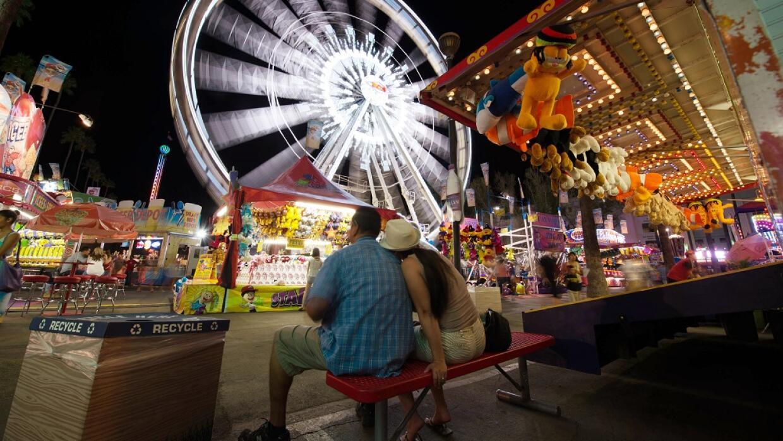 Feria del  condado de Los Ángeles en 2013