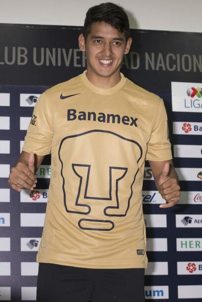 Los Pumas se reforzaron con el paraguayo Silvio Torales, quien llegó par...