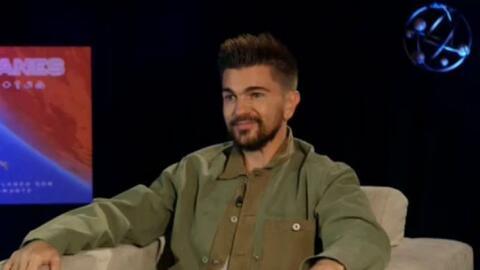 Juanes estrena el álbum visual 'Mis Planes Son Amarte' donde interpreta...