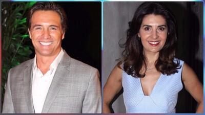 Juan Soler y Mayrín Villanueva vivirán un intenso amor en 'Me declaro cu...
