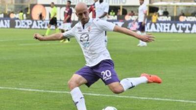 El español seguirá vinculado con la Fiorentina por 5 años más.