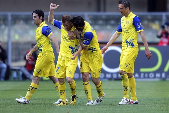 El 2-0 final fue obra de Michele Marcolini cuando el reloj marcaba los 8...