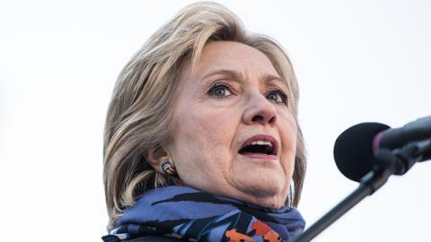 El FBI entrevistó a la principal asesora de Hillary Clinton  clinton.jpg