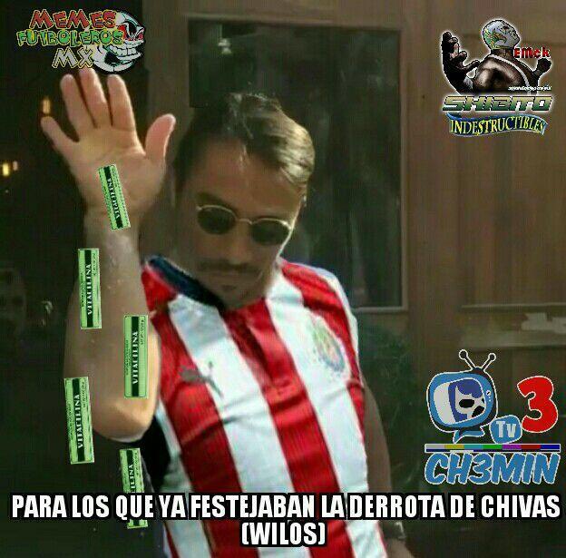 En la jornada del domingo, Chivas y Pumas se llevaron las burlas tras su...