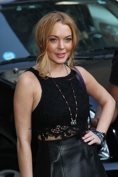 16.- Bueno, sí, era de esperarse que Lindsay Lohan esté en...