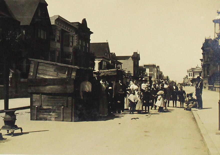 San Francisco terremoto de 1906