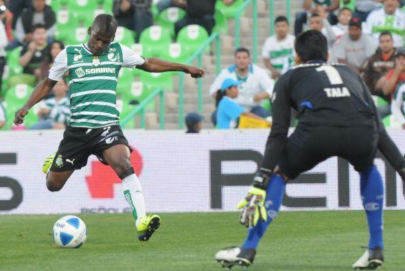 Darwin Quintero: No anotó gol pero volvió a ser ese jugador que mueve al...