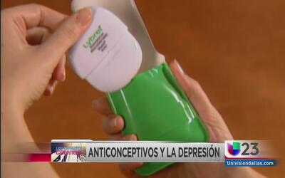 Un minuto contigo: Anticonceptivos y la depresión
