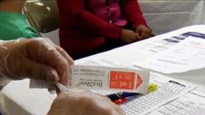 Vacunas inician en las escuelas de Arizona