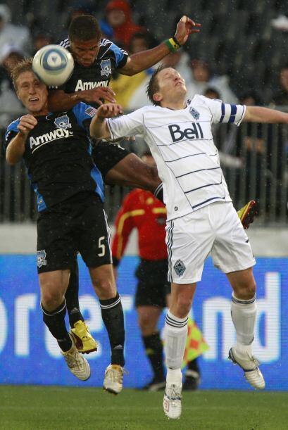 Duelo sin muchas emociones, pero sí con una gran intensidad en la MLS, c...