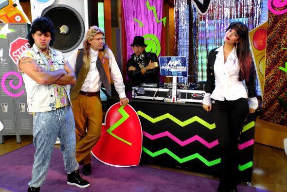 De Bronco a Selena, ¡prepárate para revivir con los conduct...