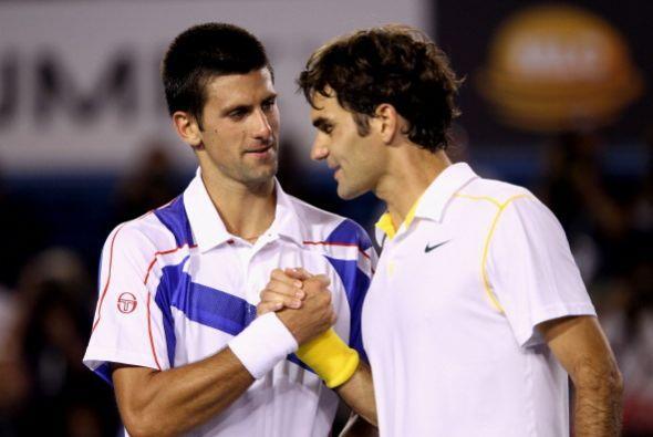 En el primer Grand Slam de la temporada, el Abierto de Australia, perdió...