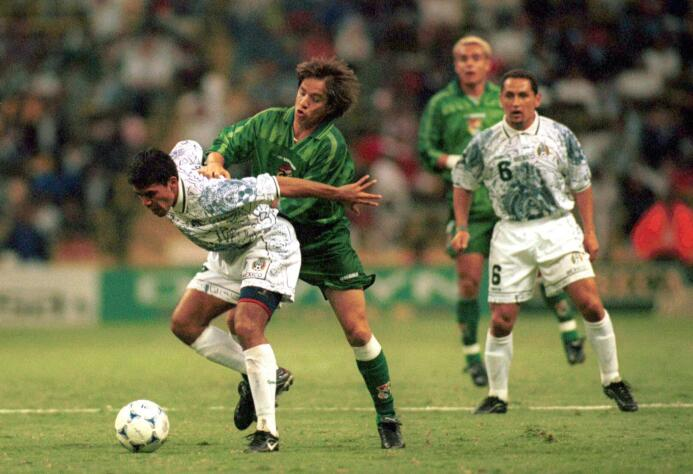 Así fue el título de México en la Copa Confederaciones de 1999 19990729_...