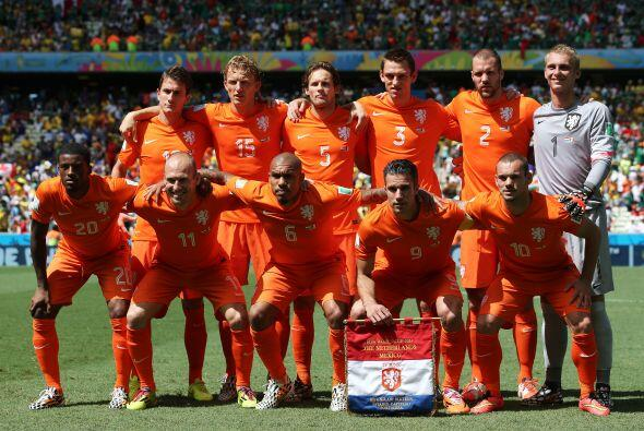 Así que esta nueva Holanda contra la que jugará el equipo del 'Piojo' He...