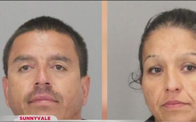 Arrestan a pareja de hispanos acusados de abuso sexual