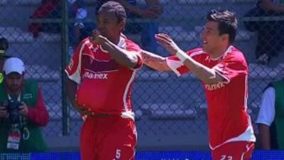 Wilson Tiago espera que el Toluca ya despierte en la Liga MX.