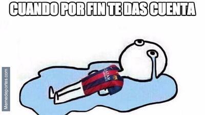 La Liga se va definiendo para el Madrid y los memes van con todo sobre el Barcelona