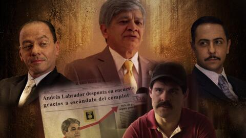 'El Chapo' y 'Don Sol' impusieron al nuevo presidente de...