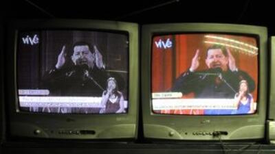 Nicolás Maduro, no termina de llenar el vacío mediático que dejó el pres...