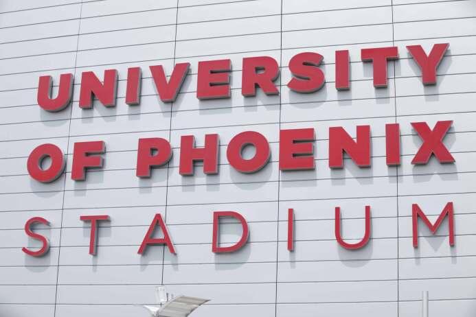 La afición llegó a Phoenix para ver al Tri