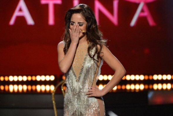 "Cuando Yesenia Hernández escuchó la frase: ""Eres bell..."