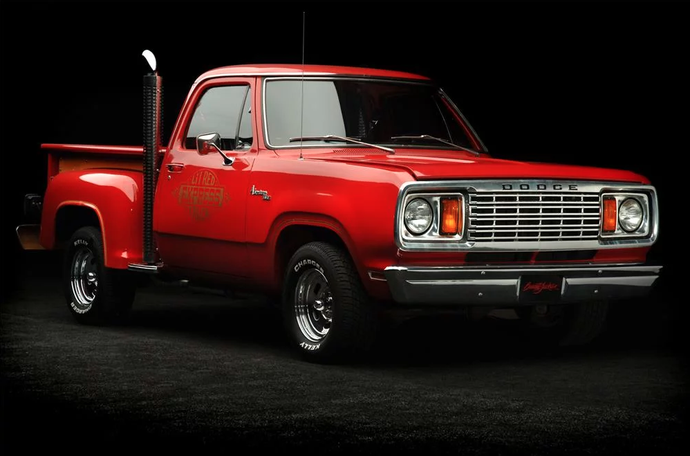 Dodge Lil' Red Express Truck