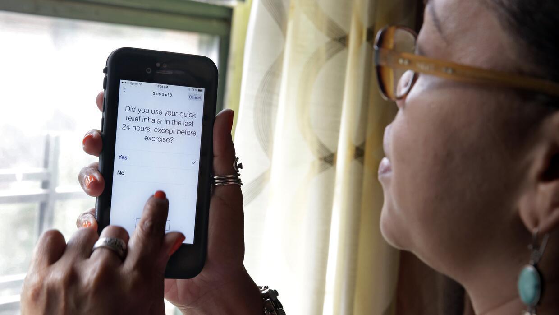 Muchas plataformas ofrecen la consulta vía telefónica o por mensajería.