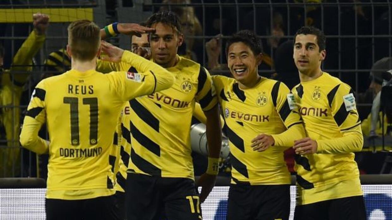 La figura del Borussia Dortmund dio un partidazo ante el Mainz.