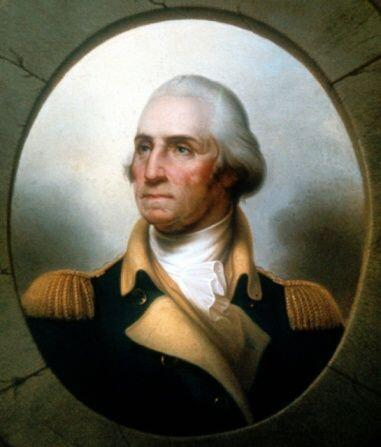 #1 - George Washington. Mandato desde 30 de abril de 1789 hasta 4 de mar...