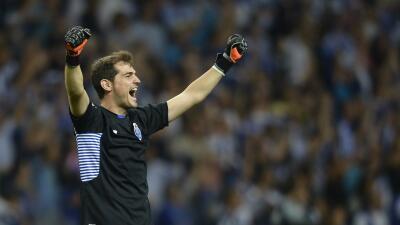 Íker Casillas es el jugador con más partidos en Champions.