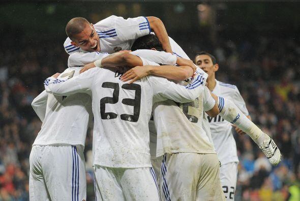 Ante las críticas surgidas a últimas fechas, Real Madrid volvió a mostra...