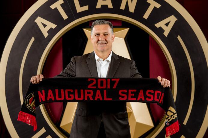 Gerardo Martino es nombrado entrenador de Atlanta United FC
