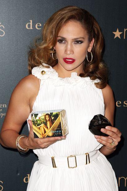 10.- Jennifer Lopez fue una de las primeras pioneras en incursionar en e...