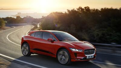 Jaguar I-PACE, el primer Jaguar 100% eléctrico