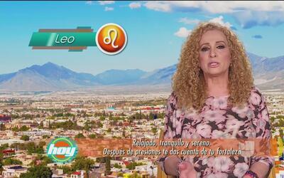 Mizada Leo 28 de junio de 2017