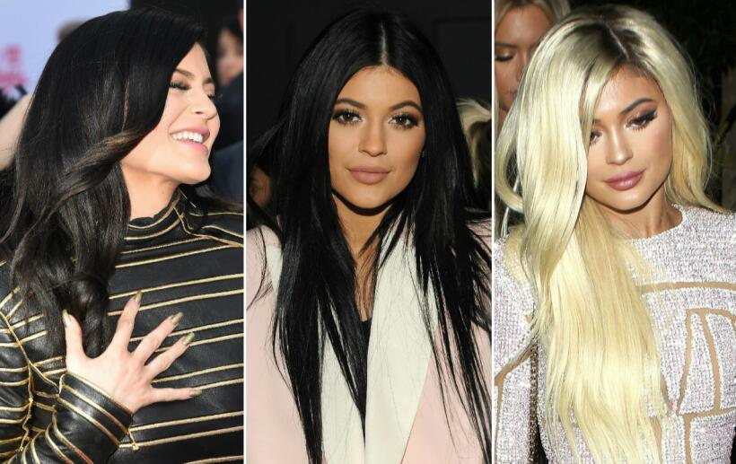 maquillaje kylie jenner