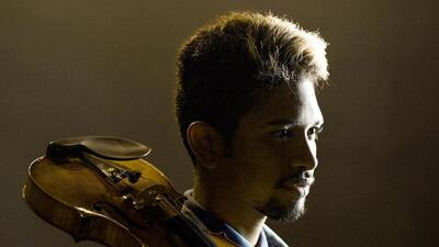 In photos: The peaceful struggle of Venezuelan violinist Wuilly Arteaga, released Tuesday