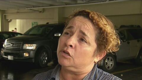 Conductora de Uber recibe una multa de 250 dólares en el Aeropuerto Inte...