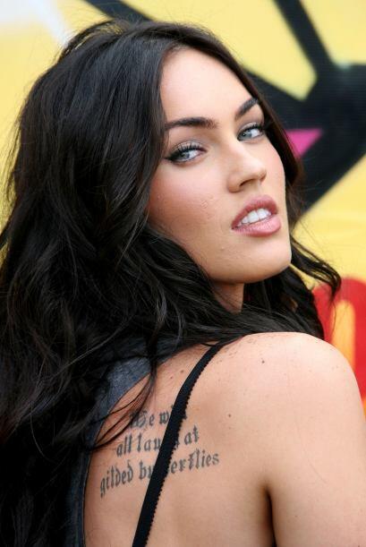¡Megan Fox!