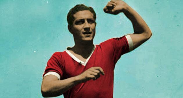 Arsenio Erico: Considerado una leyenda en su natal Paraguay y en Argenti...