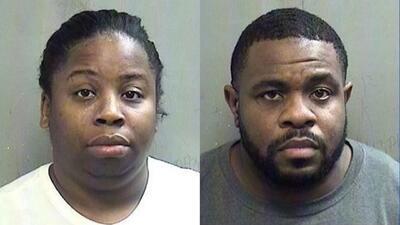 Detienen a dos sospechosos en relación con la muerte de una niña de 2 años en Arlington