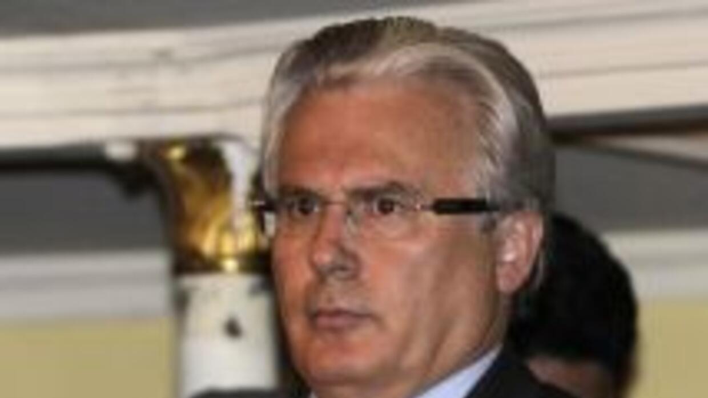 Garzón, quien coordina a nivel internacional la defensa de Assange, dijo...