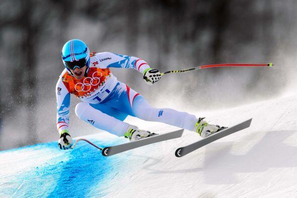 Matthias Mayer se presentaba en Sochi con un historial en el que sólo fi...