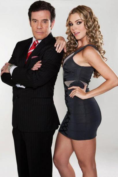 """Sin duda su personaje en la telenovela """"Amores Verdaderos"""" fue el que no..."""
